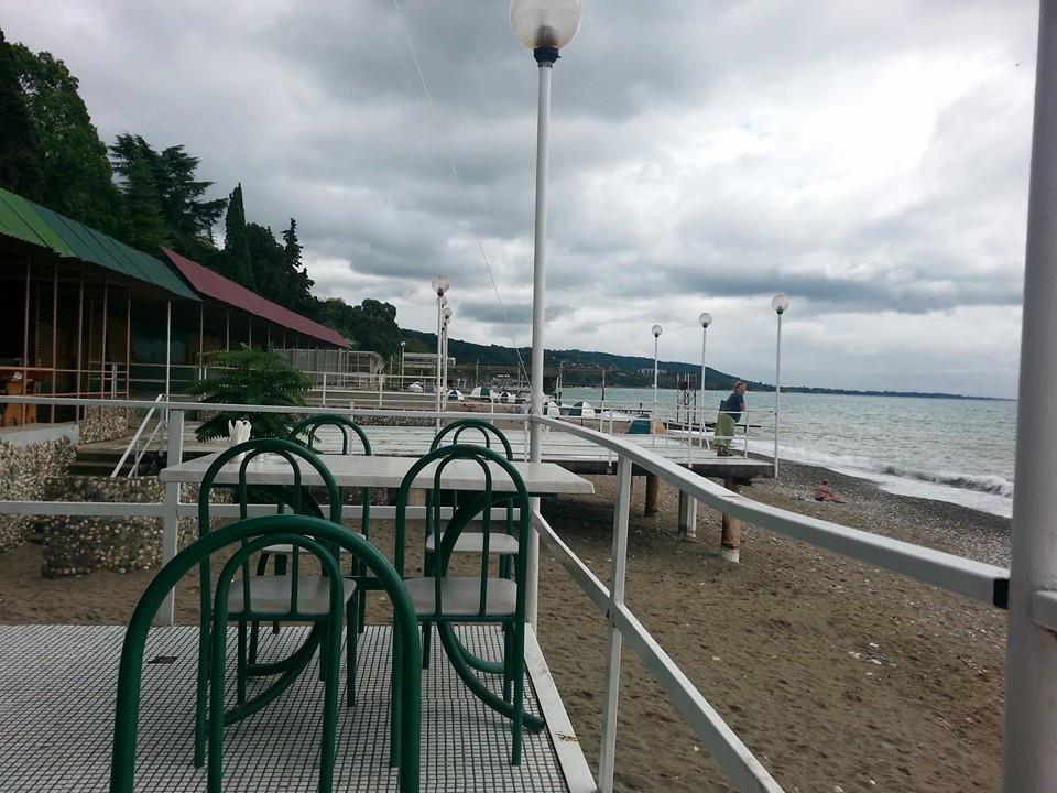 Сухум Пляж