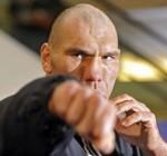 Всемирно известный боксер Николай Валуев